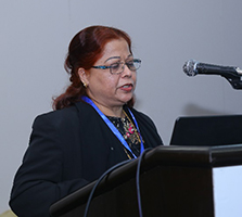 Photo of Dr Banu