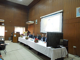 Photo of the Open Seminar