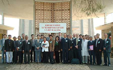 Participants in the 2002 Workshop
