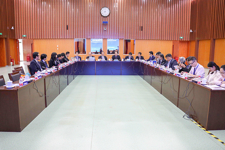 Photo of the Meeting