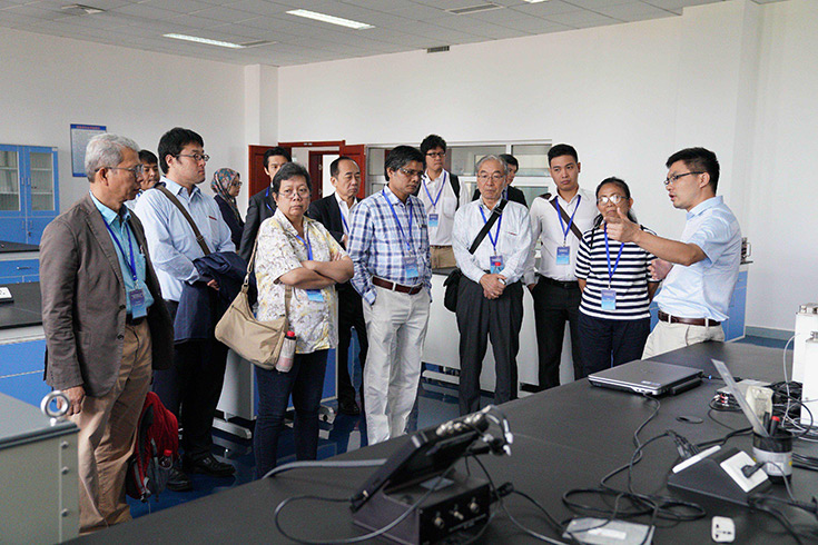 Photo of the Technical Visit
