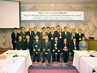 Participants in the 3rd Panel Meeting